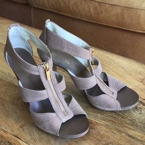 Michael Kors heels, open-toed/sandals